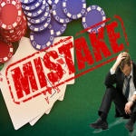 Top Mistakes Committed by First-Time Casino Players